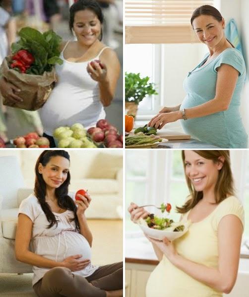 Inilah 10 Penyebab Muka Jerawatan Dan Mengatasinya: Tips Memilih Makanan Sehat Untuk Ibu Hamil Muda