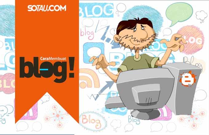 Yuk! Belajar Cara Membuat Blog Dasar dan Instrumentnya